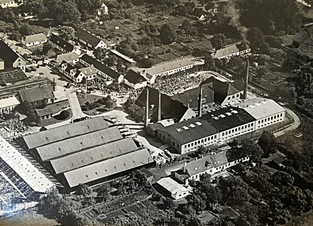 125 års jubilæum 5, august 1950