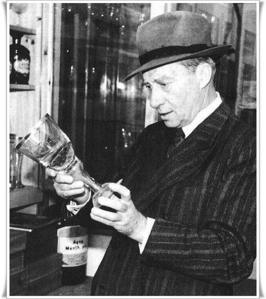Karl Schlüter blev ansat på Holmegaard Glasværk i 1908_Fensmark_by_173